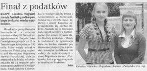 Final z podatkow - Korso 2011-04-19